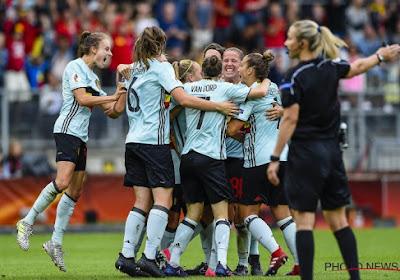 Historie geschreven: Belgian Red Flames verslaan Noorwegen na heerlijke pot voetbal