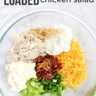 Loaded Chicken Salad Recipe