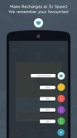 Screenshot of Mobile Recharge, Wallet & Shop