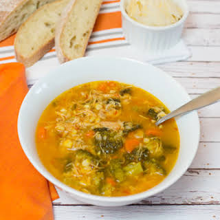 Healthy Chicken Soup.