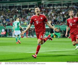 🎥 Lewandowski respire la forme, le Bayern corrige le tir