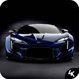 Sports Car Wallpaper K