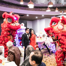 Wedding photographer Alex Huang (huang). Photo of 18.12.2017