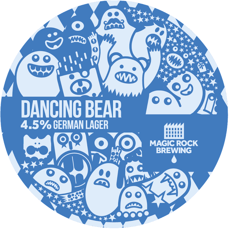 Logo of Magic Rock Dancing Bear