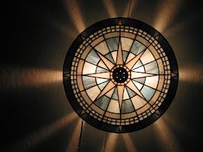 Photo: kompaslamp - door  Iris Meijer
