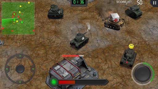 Clash of Mini Tanks