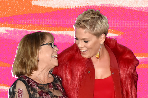 Pink Pays Tribute to Her Awesome Jewish Mom