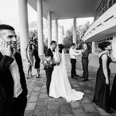 Wedding photographer Volodimir Lesik (Tsembel). Photo of 18.10.2017