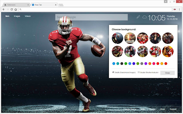 Nfl San Francisco 49ers Wallpapers Hd New Tab Chrome Web Store