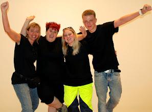 Photo: blond, blond, blond und Karin