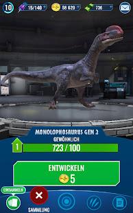 Jurassic World™ Alive kostenlos spielen