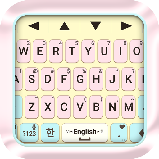 Pastel Skin For TS Keyboard Android APK Download Free By TIME SPACE SYSTEM Co., Ltd.