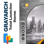 GrayArch Theme for Total Launcher Icon