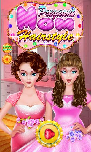 媽媽的髮型女生遊戲