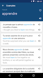 French English Dictionary & Translator Free- screenshot thumbnail