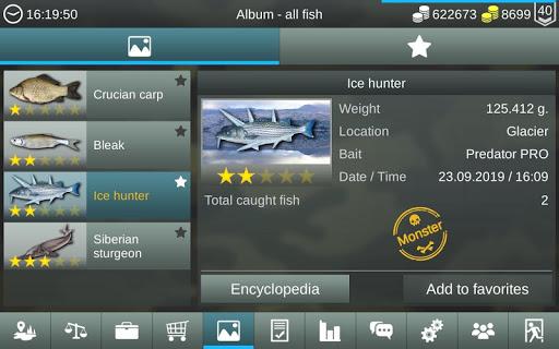 My Fishing World - Realistic fishing screenshots 12