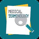 Médico Juego Terminología del icon