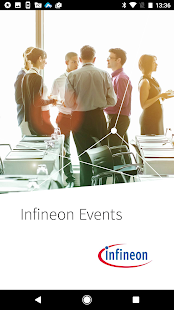 Infineon Events - náhled