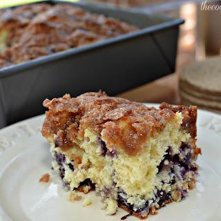 Blueberry Brunch Cake Recipes