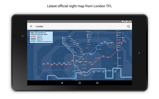 London Underground Free screenshot 18