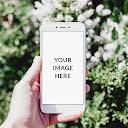 Outdoor Phone Mockup - Instagram Post item