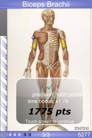 Speed Muscles MD screenshot for Android