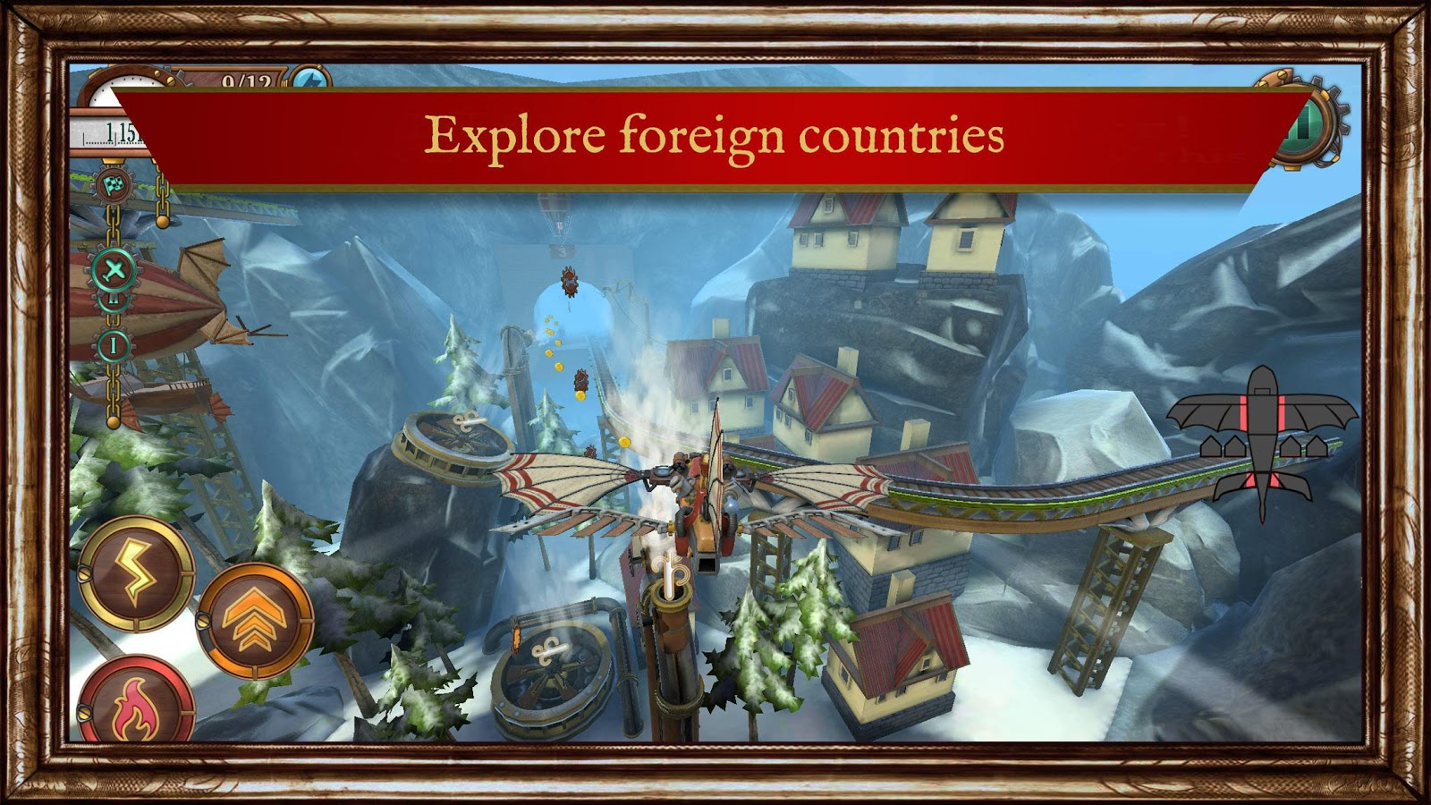 Voletarium: Sky Explorers- screenshot