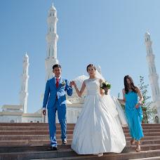 Wedding photographer Mukhtar Zhirenov (Jirenov). Photo of 16.12.2015