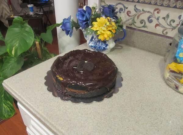 Oreo Cookie Cheesecake Recipe