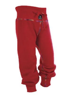 Byxa Ullfrotte, Regnbåge Röd