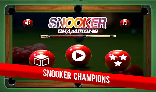 Table snooker 3D- Multiplayer