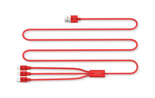 Orico 3 trong 1 Lightning Type C Micro B USB 2.0 1.2m (UTS-12RD)_3
