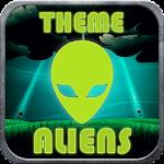 Green Aliens Icon