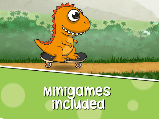 Virtual Pet: Dinosaur life 4.1 screenshots 9