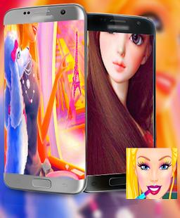 HD Wallpaper Barbi Doll for fans - náhled