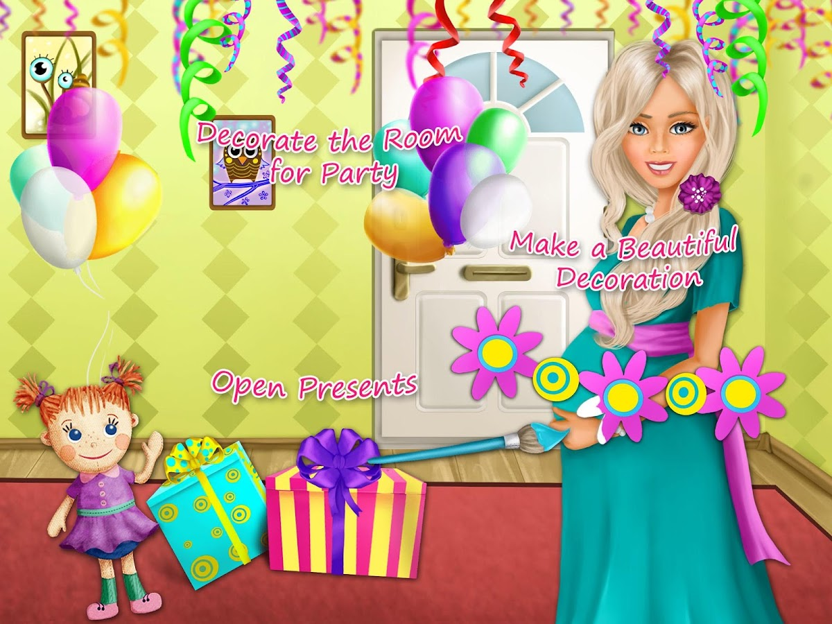 Sweet Baby Girl Newborn Baby Apl Android Di Google Play