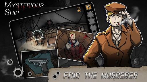 The mysterious ship - Find the clue apktram screenshots 4