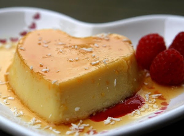 Coconut Flan Recipe