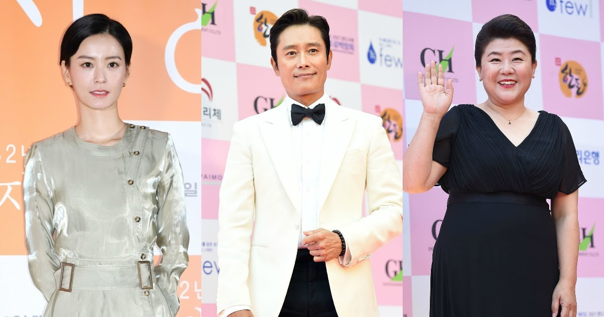 Here Are All The Winners From The 56th Grand Bell Awards Koreaboo
