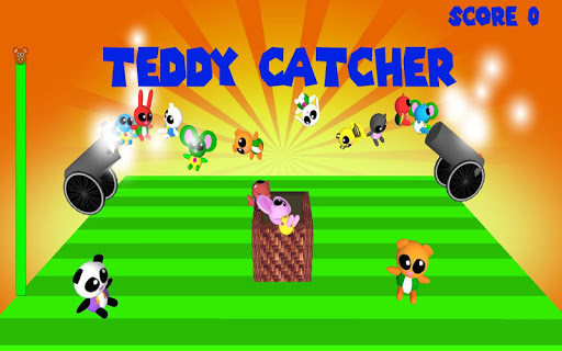 Teddy Catcher