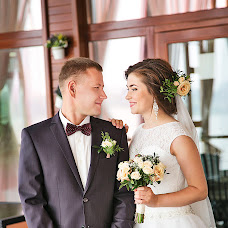 Wedding photographer Tatyana Smetanina (Smetanch). Photo of 27.07.2016