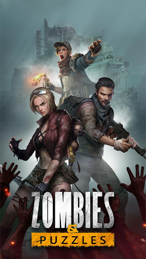 Zombies & Puzzles apklade screenshots 1
