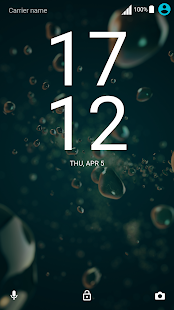 Green Theme XZ2 Screenshot