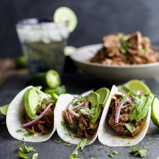 Paleo Balsamic Braised Short Rib Tacos
