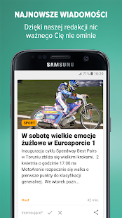 upday news for Samsung – miniatura zrzutu ekranu