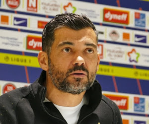 Sergio Conceição s'inspire d'un entraîneur qu'il a connu en Belgique