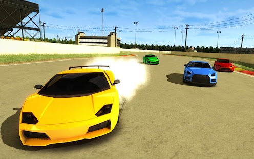 City Speed Racing- screenshot thumbnail