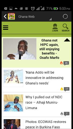 All Ghana Newspapers