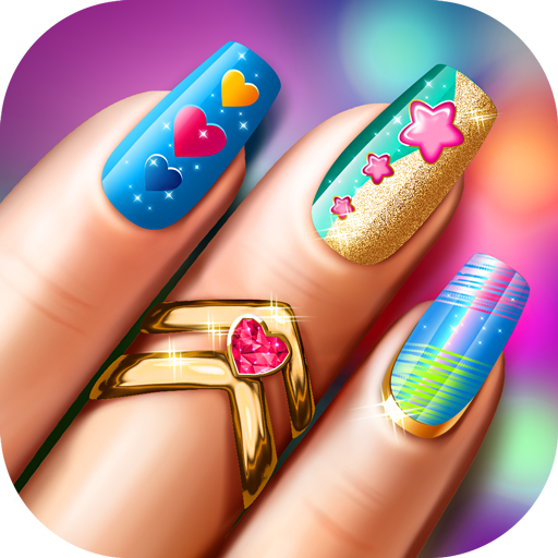 Fashion Nails Girls Game – Toe Nail Salon