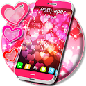 Water Live Wallpaper Love icon